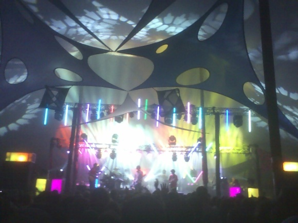 Camp Bisco 7 Lotus Late Night